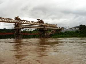 Projeto da Quilombola - Posicionamento das longarinas