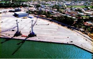 Porto de Navegantes - Porto em operação