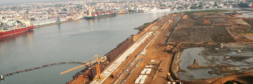Projeto do Porto de Navegantes
