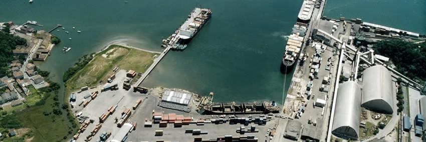 Projeto do Porto de São Francisco do Sul